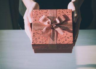 Cadeau rouge