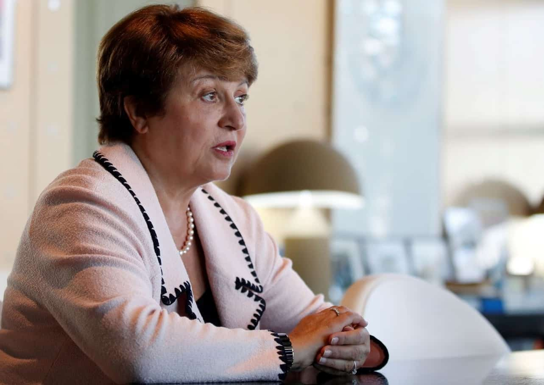 FMI Kristalina Georgieva