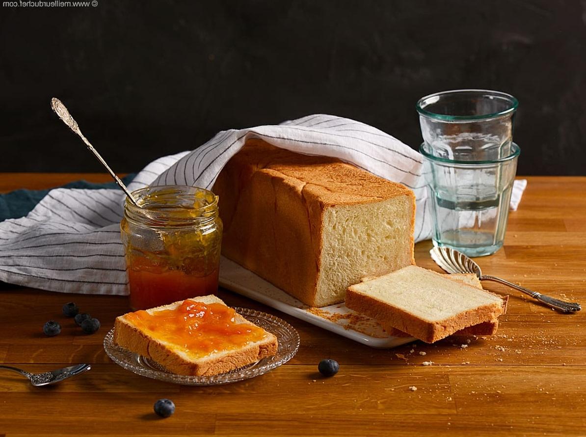 La recette parfaite du pain de mie fait maison