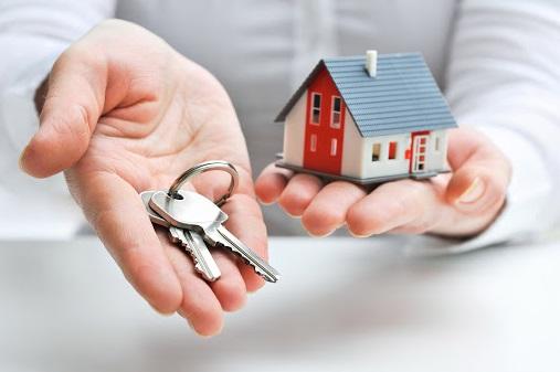 maison et clés